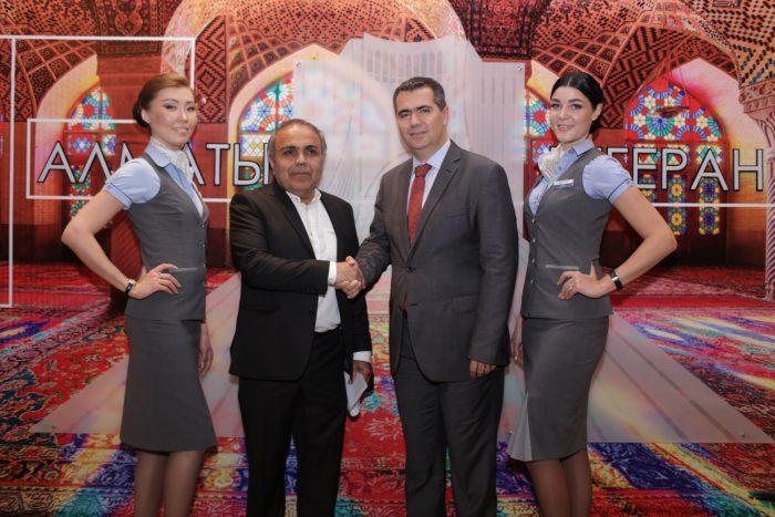 Фото пресс-службы Air Astana