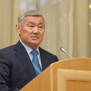Бердыбек Сапарбаев, yk-news.kz