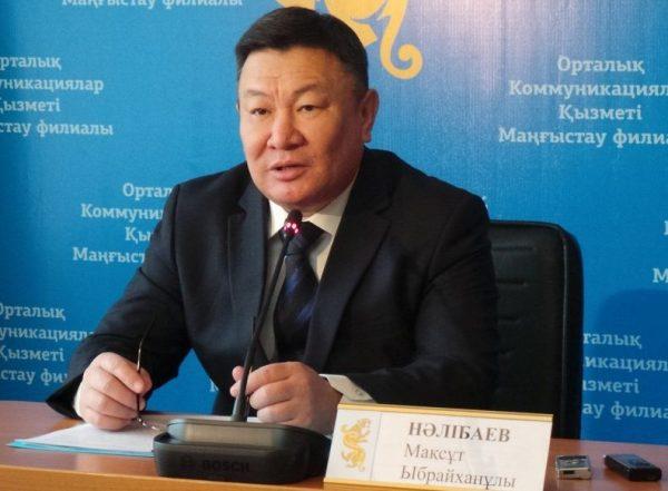 М. Налибаев. Источник - lada.kz
