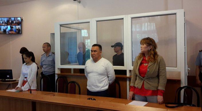 Суд по делу Исмагулова. Источник - tengrinews.kz