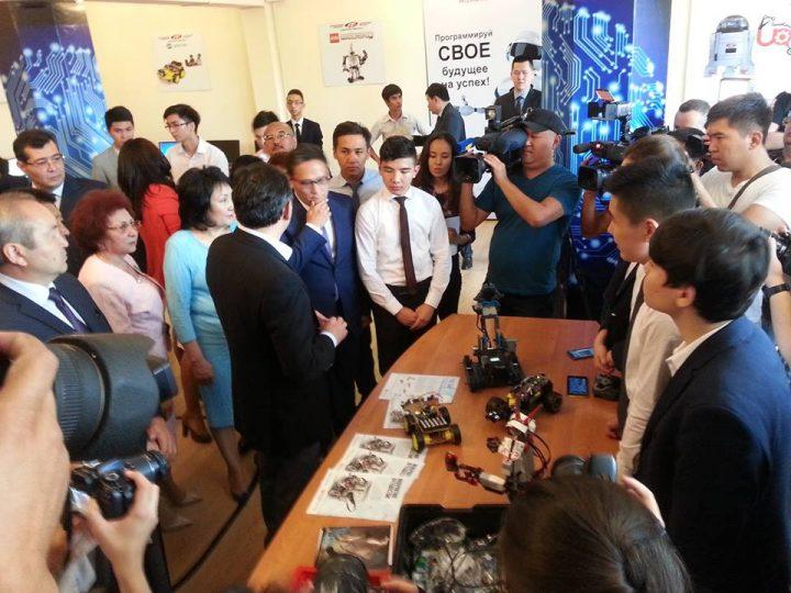 Фото пресс-службы Министерства образования и науки РК