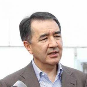 """Бакытжан Сагинтаев, фото """"Казинформ"""""""