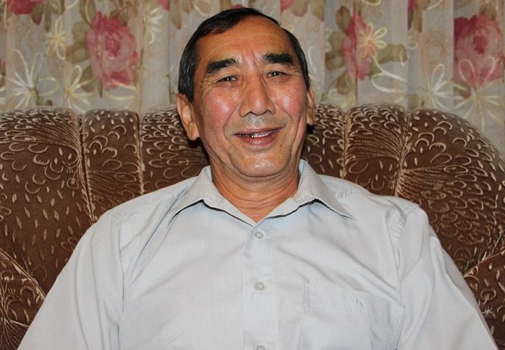 Жумагали Амиров