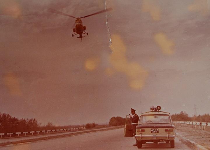 Воздушный патруль сопровождения