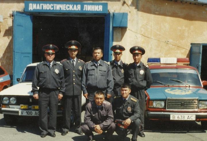 Маямеров с коллегами