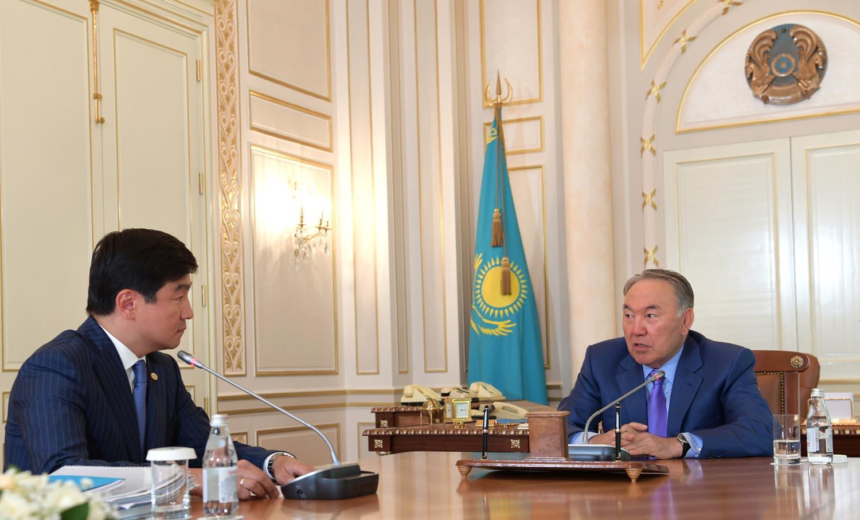 Назарбаев Байбек