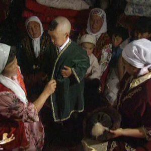 Обрезание у казахов
