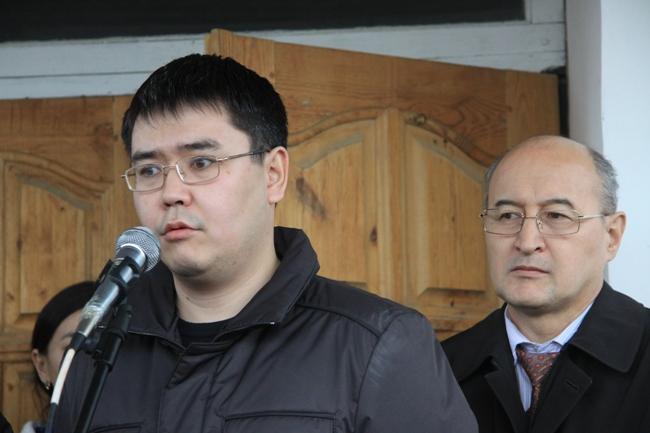 Серик Шапкенов