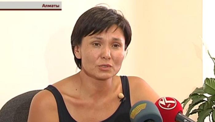 """Ж. Шакеева в эфире телеканала """"КТК"""""""