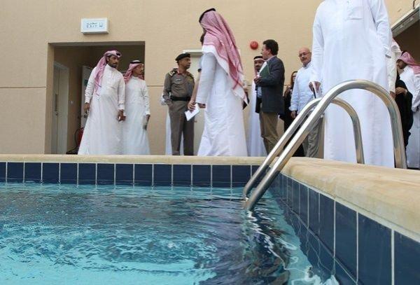 Тюрьма в Эр-Рияд