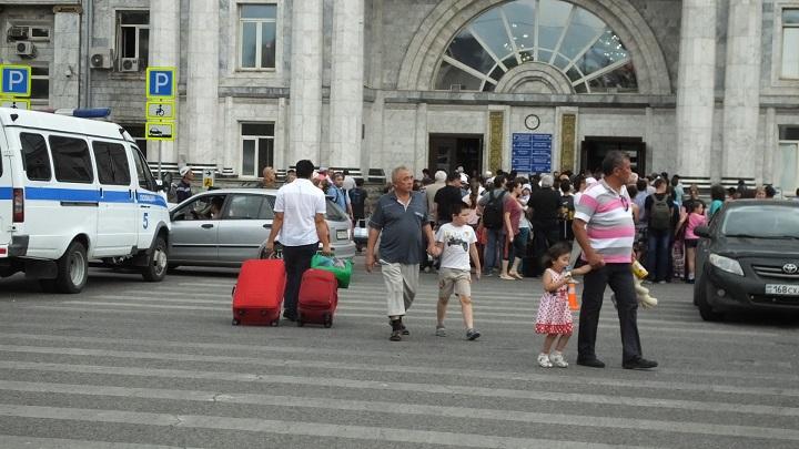 Ж.д. вокзал Алматы - 2 -2