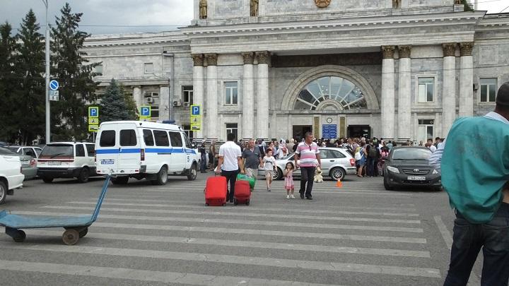 Ж.д. вокзал Алматы-2