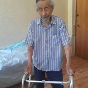 Шаукей Жуканулы 1915 года рождения.
