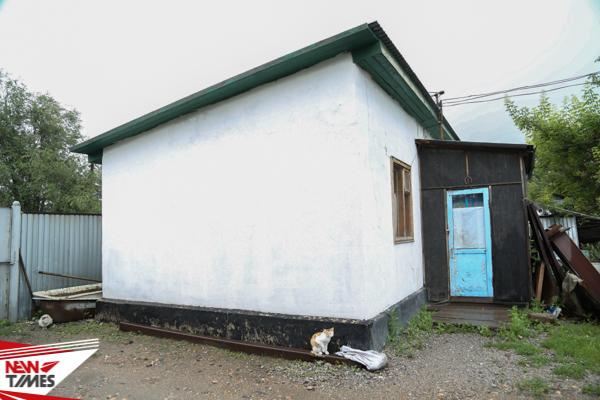 Дом Сагдат Ибрахимовой