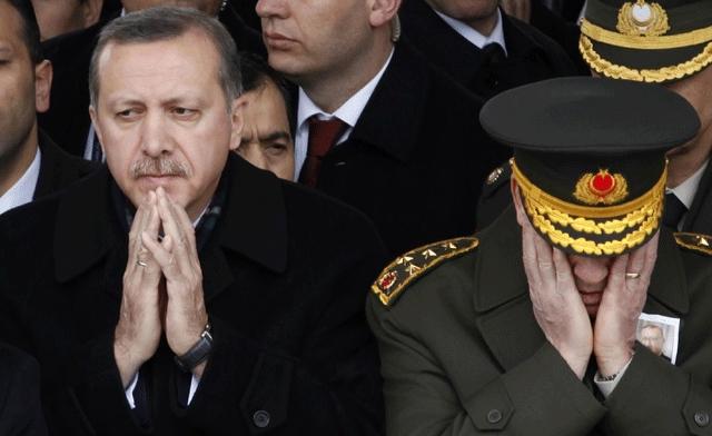 эрдоган и генералы