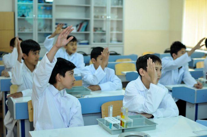 Казахстанско-турецкий лицей для одаренных юношей, Шымкент. Источник: katev.kz