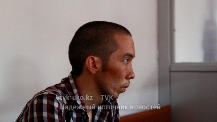 Обвиняемый в убийстве. Фото TVK
