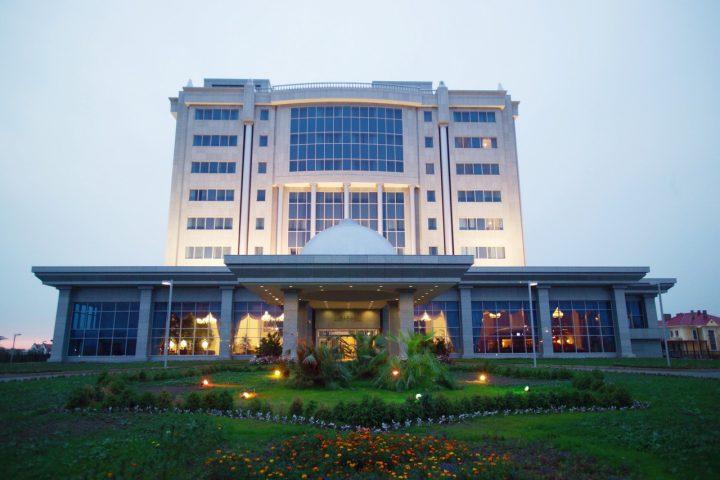 Отель Rixos. Фото с сайта mzsr.gov.kz
