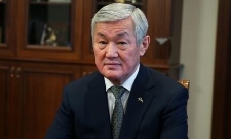Б. Сапарбаев. Источник - sports.kz