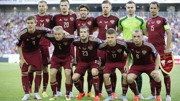 Сборная России по футболу. Фото с сайта change.org