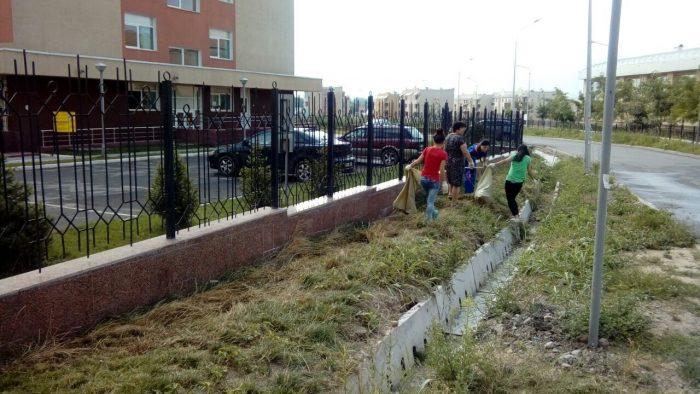 Фото акимата Алматы
