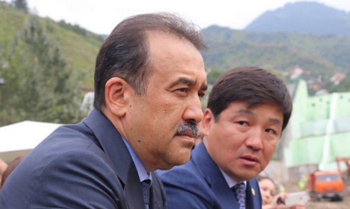 Карим Масимов Бауыржан Байбек