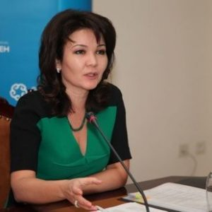 Умут Шаяхметова