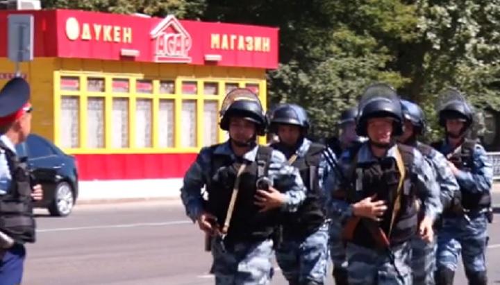 заложники в Астане