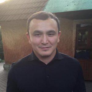 Айдар Махметов, фото Faceboo