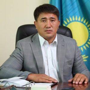 Абил Донбаев, глава управления физкультуры и спорта Алматы