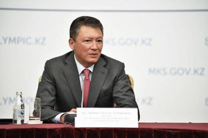 Тимур Кулибаев, фото НОК
