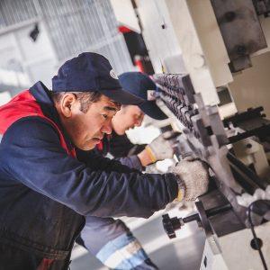 Рабочие Казахстана
