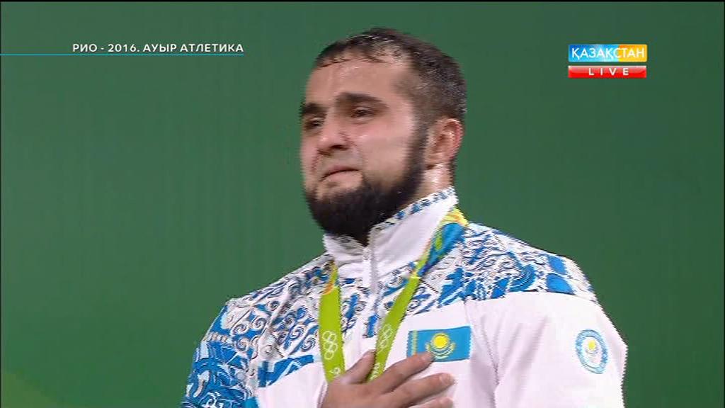 Дмитрий Баландин стал олимпийским чемпионом поплаванию