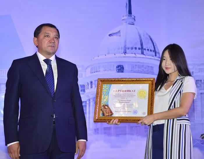 Фото пресс-службы акима Атырауской области
