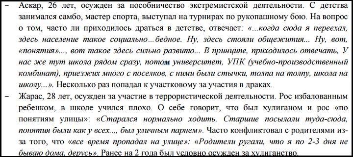 Экстремизм в Казахстане