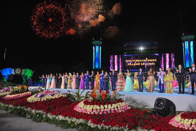 Впервые за 25 лет праздничный салют в Ташкенте по поводу Дня независимости перенесен