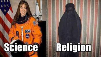 Место женщины в науке и религии