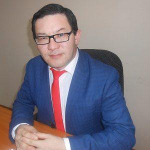 Нурсултан Назарбаев и Карим Масимов