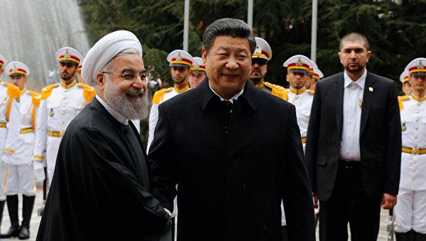 Си Цзинпинь в Иране