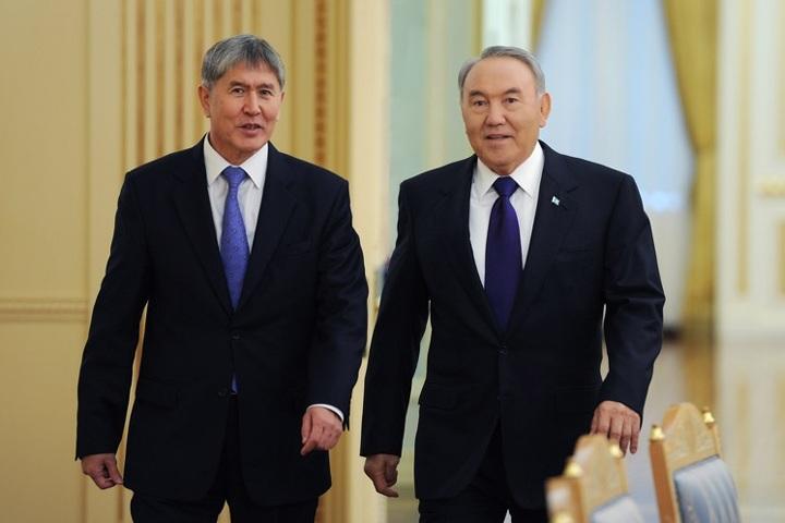 Выпользуетесь авторитетом зарубежом— Путин поздравил Атамбаева