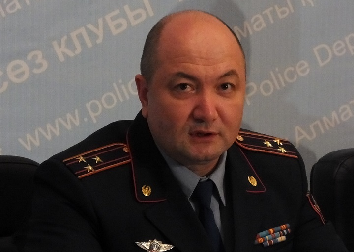 Нурлан Алмасбеков