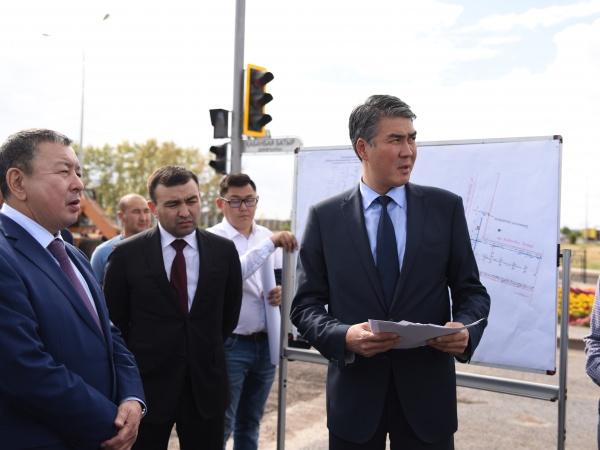 Асет Исекешев, фото пресс-службы акима