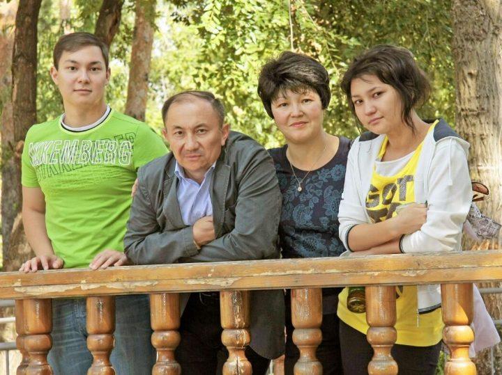 Семья Стамбековых