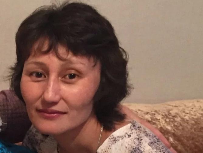 Д. Нуртаева. Фото из семейного архива