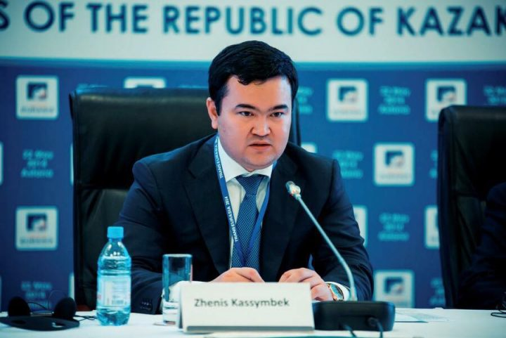 Министр по инвестициям и развитию Женис Касымбек
