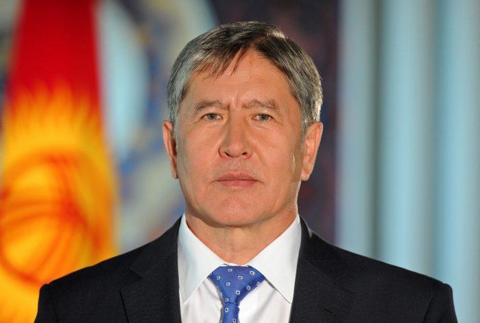 А. Атамбаев. Источник - topnews.kg