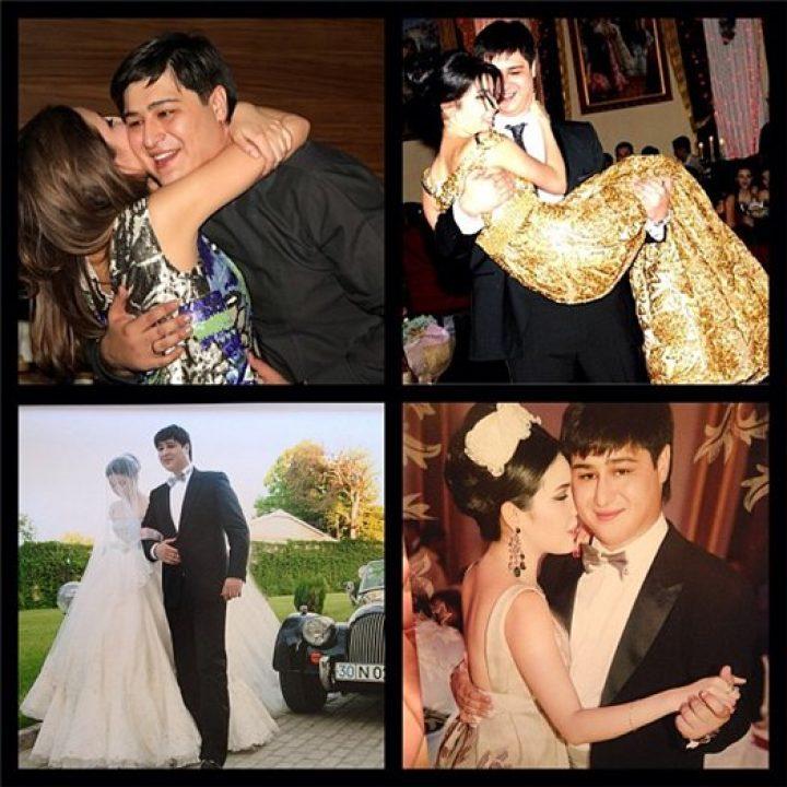 Свадьба бабура усманов 141