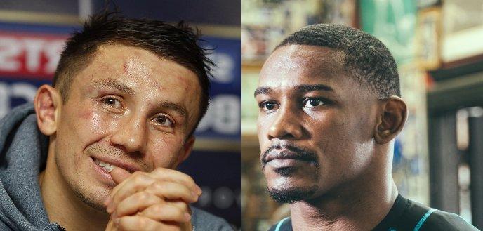 Головкин и Джейкобс. Фото boxingscene.com