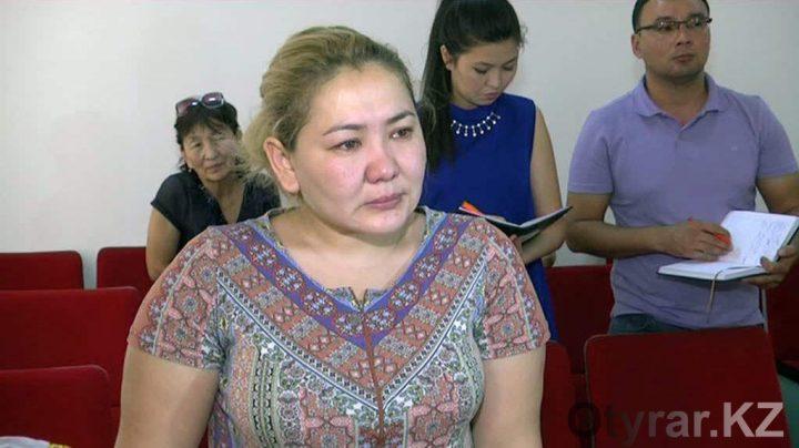 Эльмира Даулетова, фото otyrar.kz