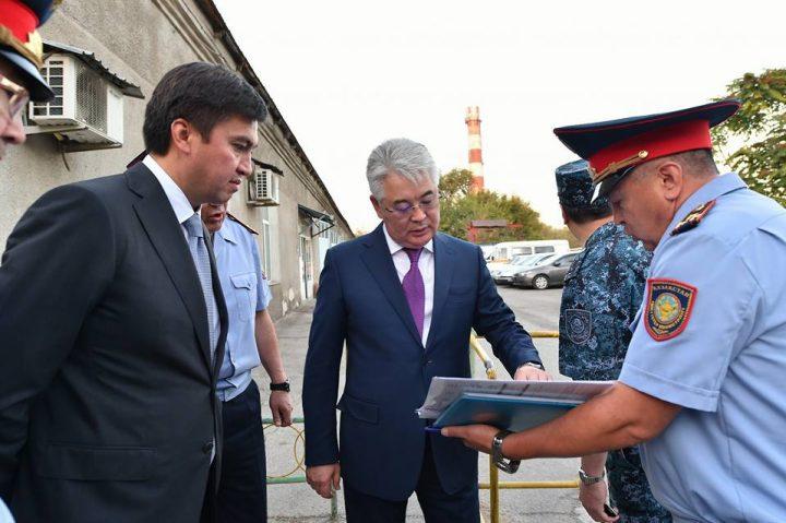 Фото пресс-службы акима Южно-Казахстанской области